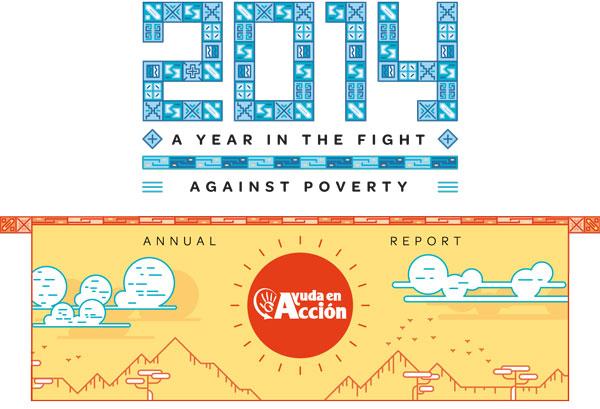 Ayuda en Acción - Annual Report 2014